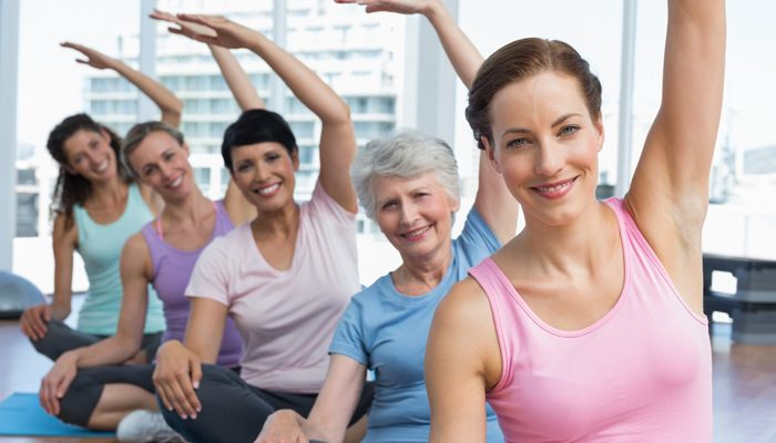 Lymphatic Solutions Exercise is the best medicine for Breast Cancer
